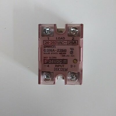 Omron G3Na-225B-Dc5-24 Solid State Relay
