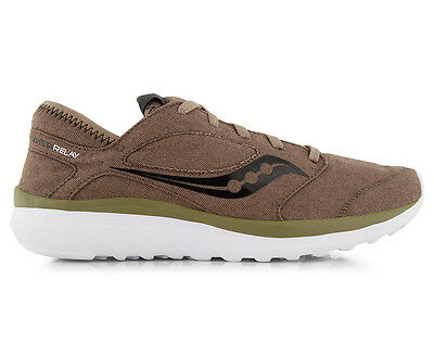 Saucony Men's Kineta Relay Shoe - Brown