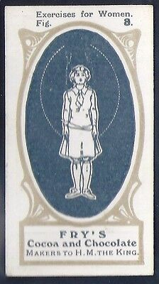 Frys-Exercises For Women (Only)-#08- Quality Card!!!