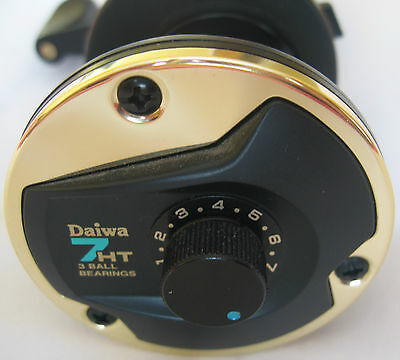 *NEW* Daiwa Millionaire Tournament 7HT Multiplier Reel Beach Casting