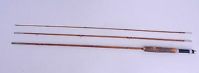 Horrocks Ibbotson Governor Tonkin Cane Split Bamboo 9' Fly Rod w Case H-I H&I