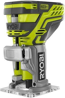 Ryobi ONE+ Trim Router Cordless Balanced Compact Light Weight Bare-Tool New