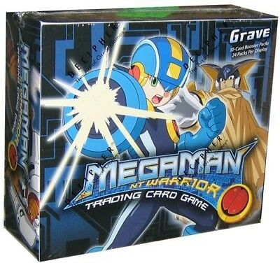 Mega Man Grave Booster Box (24)