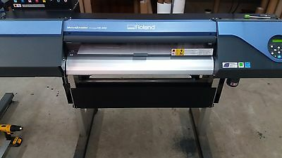 Roland Versacamm VS-300 Print & Cut Eco Solvent Printer