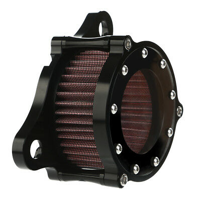 Air Cleaner Intake Filter System Kit For Harley Sportster XL 1991-2016 883 1200