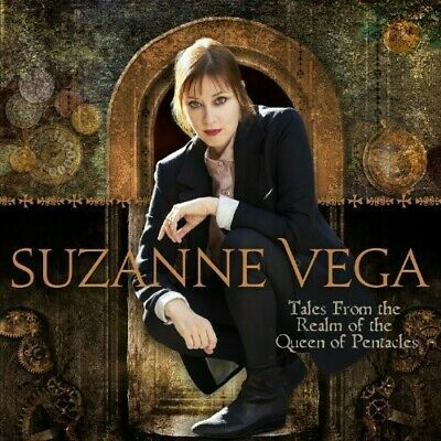Suzanne Vega Tales From The Realm Of The Queen Of Pen Vinyl LP NEW sealed
