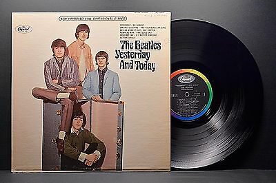 THE BEATLES: Yesterday and Today, 2nd STATE BUTCHER COVER, VERY RARE, EX VINYL