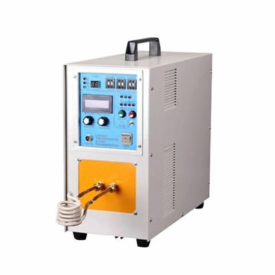 220V HDW-15A Metal Quenching Equipment High Frequency Induction Heating Machine