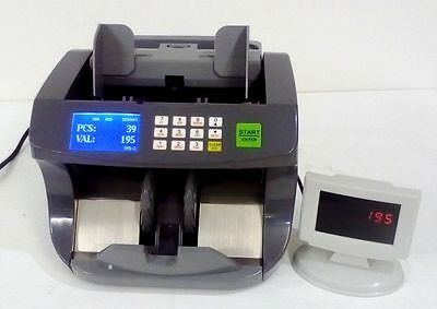 CASH COUNTING MACHINE VALUER - BANK QUALITY  H/Duty  Auscount SINCE 2006