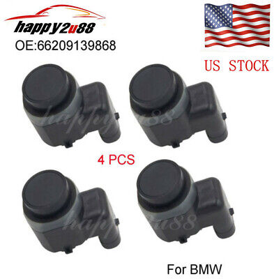 SET-4 Parking sensor PDC FOR BMW E60N E61N E63N E64N E70N E71 E72 E83N X3 X5 X6