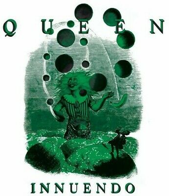 Queen Innuendo 180gm Vinyl LP NEW sealed