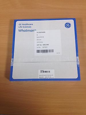 Whatman Grade 1 1001-240 Filter Paper  240mm  Pack/100