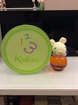 KALOO 3 EAU DE SENTEUR SANS ALCOOL 100 Ml NEW IN BOX