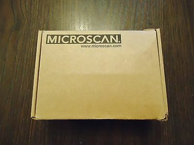 New Microscan Ms-3 Laser Barcode Scanner Fis-0003-0002 S/N 0418319