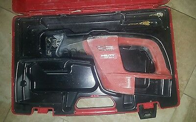 Hilti Wsr 650-A, W/ Free Case, Great Condition, Strong, Durable, Fast Shipping
