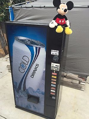 COLD DRINK -COKE- SODA CAN-VENDING MACHINE-DN368 vendors-COKE-PEPSI-