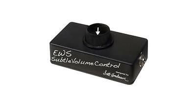 EWS Subtle Volume Control by Scott Henderson - Volume Pedal