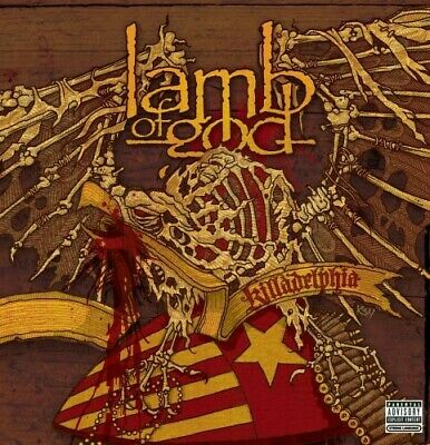 Lamb Of God Killadelphia vinyl 2LP NEW sealed