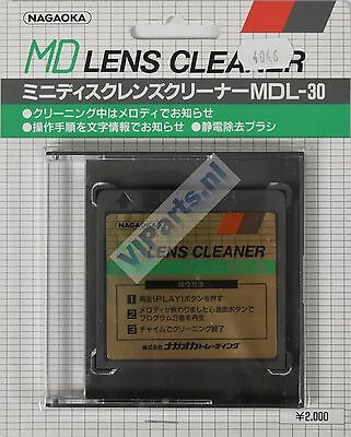 Nagaoka Mdl-30 Minidisc Md Lens Cleaner (Tonar 4046) [New].