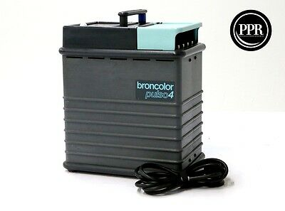 Broncolor Pulso 4 3200ws Professional Studio Lighting Power Pack