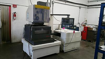 Wire Type Electrical Discharge Machine,  Fanuc Model Robocut Alpha 1B  (1995)