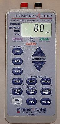 Fisher & Paykel Innervator Constant Current Peripheral Nerve Stimulator NS 252J