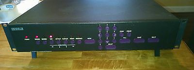 Burle Video 16 Channel Multiplexer Model Tc8288B