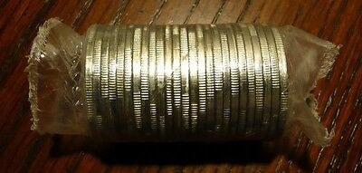 1996 Canada $2 Roll of Toonies - 25 Coins-Uncirculated First Year of Production