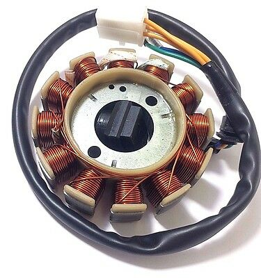BRAND NEW GY6 ZNEN GY6 150cc SCOOTER 12 COIL MAGNETO STATOR DC CURRENT