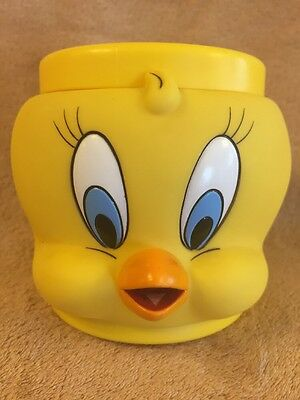 Looney Tunes Tweety Bird 3D Cup Mug Coffee Tea 1992 Warner Bros.