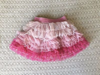 Children Place girl's pink tutu ballet dance costume play size 18 - 24 Months