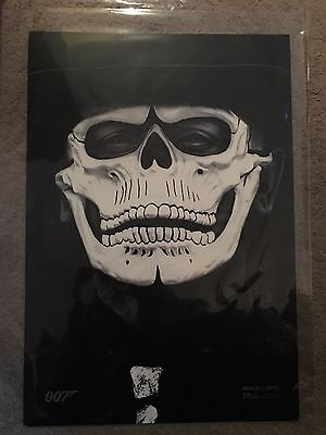 SPECTRE 13x19 Original Promo Movie Poster MINT James Bond 007 Daniel Craig IMAX