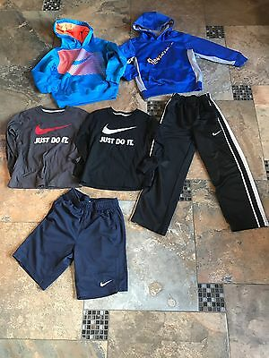 Lot Of Boys Clothes(Nike)-size 7