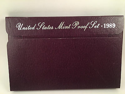 1983 United States Proof Set of 5 coins