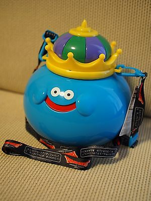 Universal Studios Japan USJ Dragon Quest King Slime Popcorn Bag Bucket Case