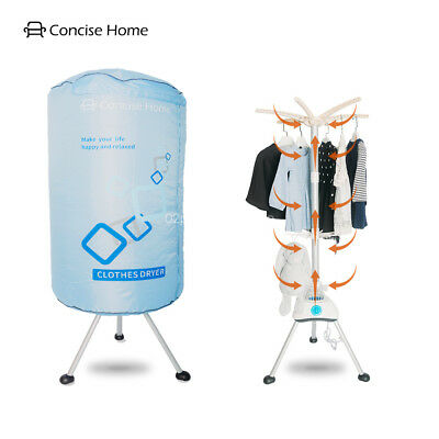 Concise Home Portable Electric Clothes Dryer Home Dorms Hot Air Machine