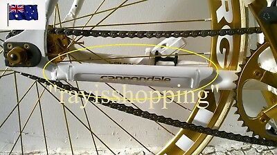 Bicycle Frame Guard, Chain, Protect, Protector, Scratches, Chainstay, Stay