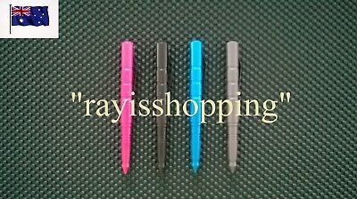 Self Defense Defence Tactical Pen Glass Breaker Black Ink Military Cool COLOURS