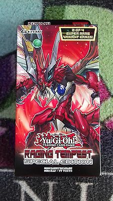 Yu-Gi-Oh Raging Tempest Special Edition