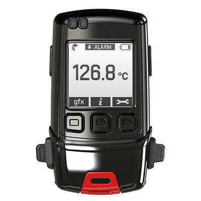 Lascar EL-GFX-1 Temperature Data Logger with Graphic LCD Display