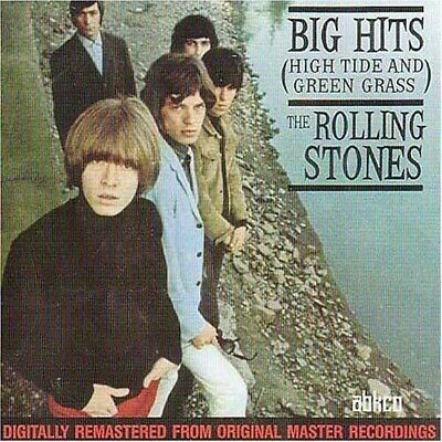 Rolling Stones Big Hits High Tide & Green Grass (Dsd) vinyl LP NEW sealed