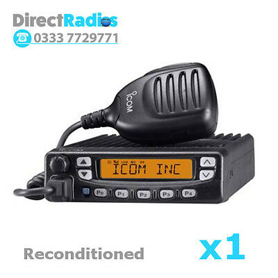 ICOM F510 VHF 136-174 Mhz transceiver - IC-F510 mobile radio