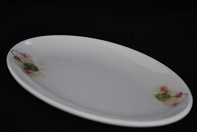 "NEW 12 PC Melamine 9"" Oval Dinner Platter (8-3/8"" X 5-3/4"") Plum (#2090)"
