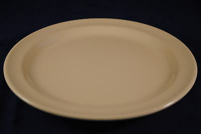 "4 Dozen  NEW US109  9"" Melamine Round Dinner Plate  DP-509   ( Tan )"