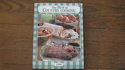 taste of home cookbook The Best of Country Cooking 2000