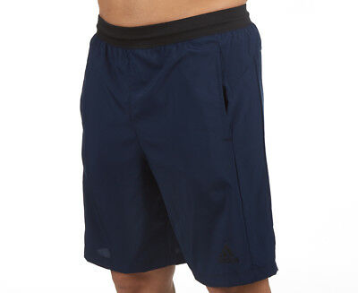 Adidas Men's D2M Woven Short - College Navy