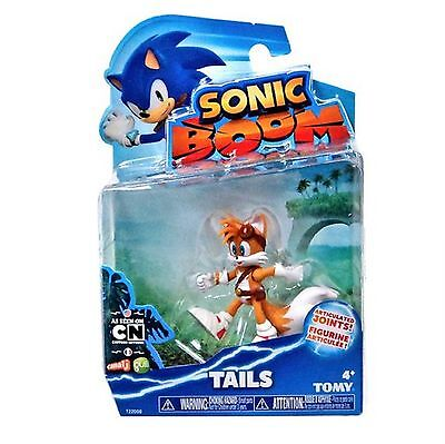 Sonic Boom 3 Inch Plastic Figure Toy - Tails