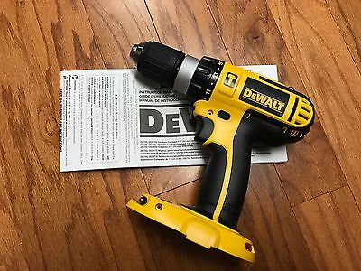 "NEW!!DeWALT DC725 1/2"" 18V Cordless HammerDrill Driver!! TOOL ONLY!!"