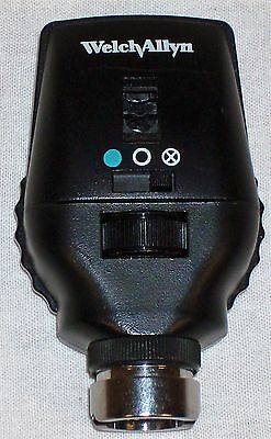 Welch Allyn Coaxial Ophthalmoscope 3.5V Model 11720