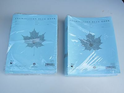 Ruled Examination Blue Book 7 in x 8 1/2 in Pack of 100